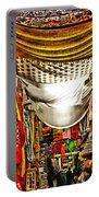 Moorish Market In Granada 2 Portable Battery Charger