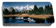 Moose & Beaver Pond Grand Teton Portable Battery Charger