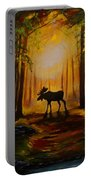 Moose Hideout Portable Battery Charger