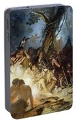 Moravian Missionary Portable Battery Charger