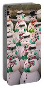 More Snowmen Portable Battery Charger