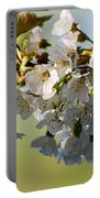 More Spring Flowers Portable Battery Charger