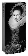 Moreelse Young Lady Portable Battery Charger