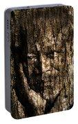 Morgan Freeman Roots Digital Painting Portable Battery Charger
