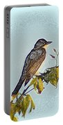 Morning Bird Portable Battery Charger
