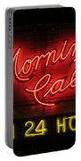 Morning Call Neon - New Orleans La Portable Battery Charger