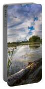 Morning Calm Portable Battery Charger