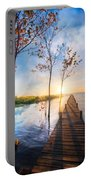 Morning Dreams Portable Battery Charger