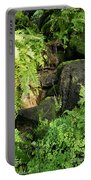 Morning Ferns Portable Battery Charger