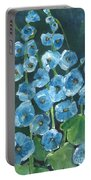 Morning Glory Greetings Portable Battery Charger
