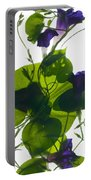 Morning Glory Rising Portable Battery Charger
