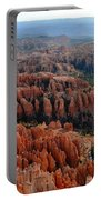 Morning In Bryce Canyon Portable Battery Charger