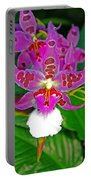 Morning Joy Orchid Portable Battery Charger