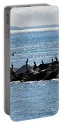 Morning Meeting - Lyme Regis Portable Battery Charger