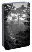 Morning Mist Portable Battery Charger