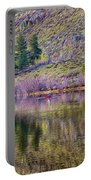 Morning Rowing Portable Battery Charger