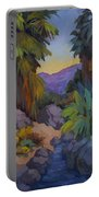 Morning Shade 2 Portable Battery Charger
