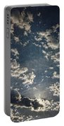 Morning Sky Fantasy Portable Battery Charger