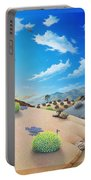 Joshua Tree Morning To Night Portable Battery Charger