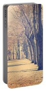 Morning Trees Portable Battery Charger