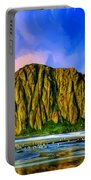 Morro Rock Sunset Portable Battery Charger