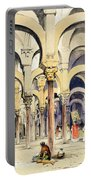 Mosque At Cordoba, From Sketches Portable Battery Charger