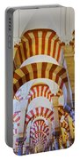 Mosque-cathedral In Cordoba Portable Battery Charger