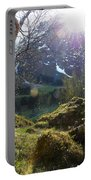 Moss And Sushine Portable Battery Charger