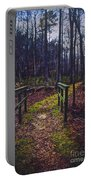 Moss Covered Path Portable Battery Charger