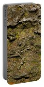 Moss On Rock Portable Battery Charger