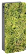 Mossy Grass Portable Battery Charger
