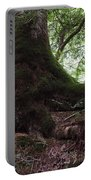 Mossy Roots Portable Battery Charger