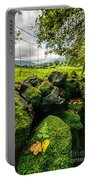 Mossy Wall Portable Battery Charger