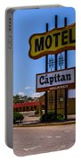Motel Capitan Portable Battery Charger