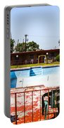 Motel Pool 3 Portable Battery Charger