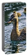 Mother Duck Portable Battery Charger