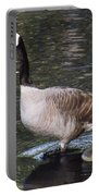 Mother Goose Is Watching Portable Battery Charger
