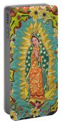 Mother Mary  Portable Battery Charger