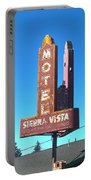 Mother Road Motel Portable Battery Charger