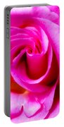 Mother's Day Rose Blank Portable Battery Charger