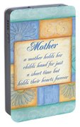 Mother's Day Spa Portable Battery Charger