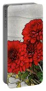 Motif Japonica No. 7 Portable Battery Charger