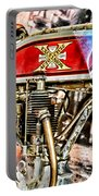 Motorcycle - 1914 Excelsior Auto Cycle Portable Battery Charger