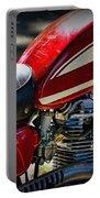 Motorcycle - 1974 Honda Cl 125 Scrambler Portable Battery Charger