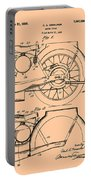 Motorcycle Patent 1925 Portable Battery Charger