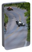 Motorcycles And Bicycles Portable Battery Charger