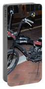 Motorized Bicycle Portable Battery Charger