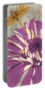 Moulin Floral 2 Portable Battery Charger