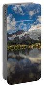 Mount Baker Cloudscape Portable Battery Charger