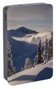 Mount Baker Snowscape Portable Battery Charger